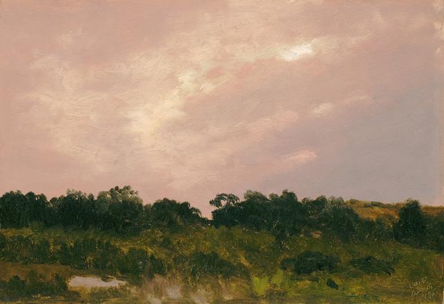 , 'Cloudy Day over Treeline on the East Coast,' 19, Sullivan Goss