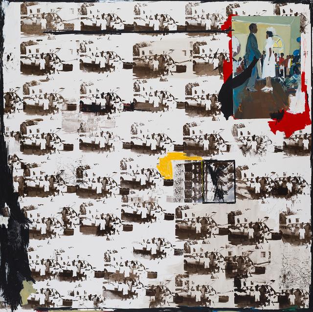 , 'Let Us Now Praise the Children (Zwizwai Family),' 2017, Tyburn Gallery