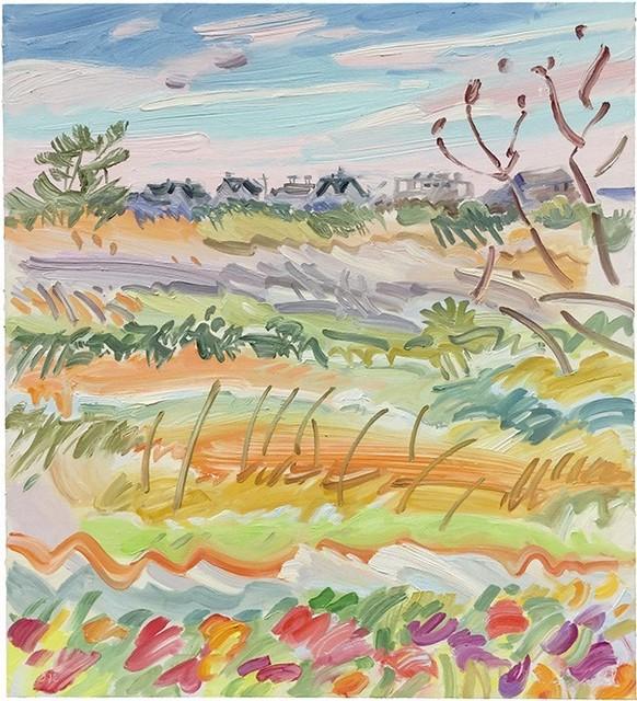 Margery Gosnell-Qua, 'Salt Marsh 2', 2016, Quogue Gallery