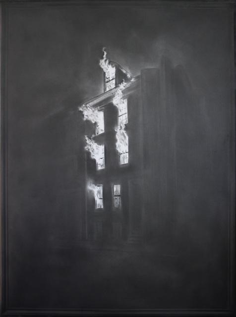 , 'Untitled (Poe House Boston),' 2015, Foley Gallery