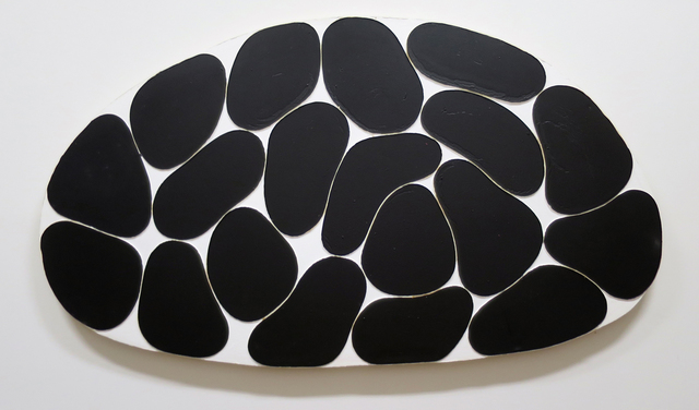 , 'Black Painting,' 1972, Häusler Contemporary