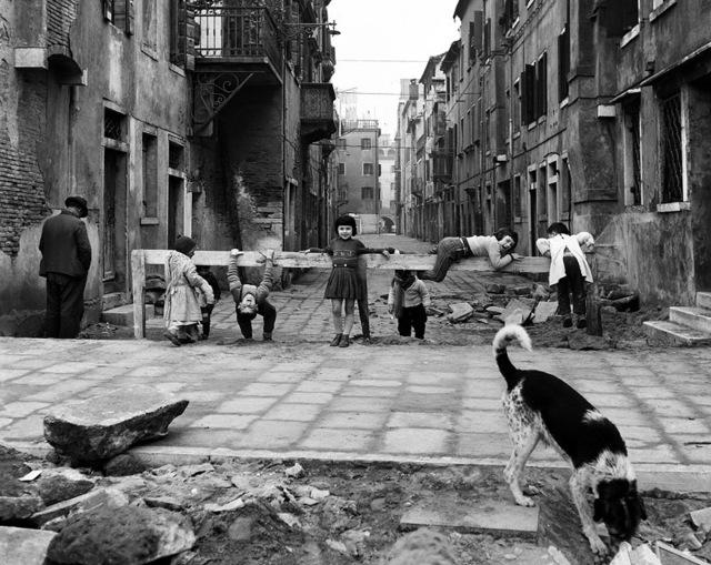 , 'Giochi a Chioggia,' 1961, 3D Gallery