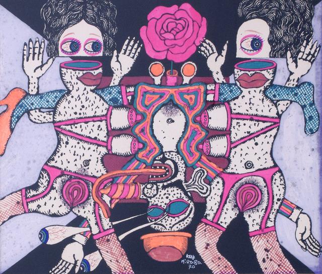 Key Hiraga, 'The Elegant Life of Mr. H', 1970, Yodo Gallery