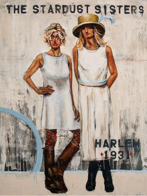 , 'The Stardust Sisters,' 2013, ACA Galleries