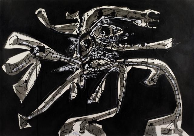 , 'Untitled,' 1968, Galerie van de Loo Projekte