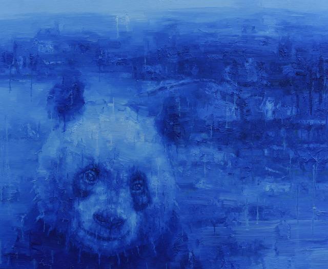 , 'Shan Shui with Panda 1905,' 2019, Nanda\Hobbs