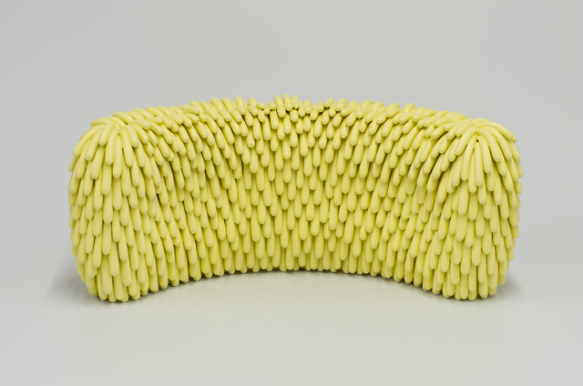 , 'Yellow Dust Rainbow,' 2015, Mindy Solomon Gallery