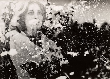 """Caroline Branson, from the series """"Omaggio a Spoon River"""""""
