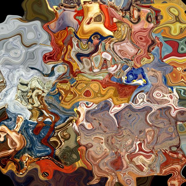 , 'Amalgama VIII (Gioto),' 2019, Mark Moore Fine Art