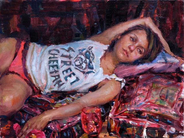 , 'Street Cheetah,' 2018, Abend Gallery