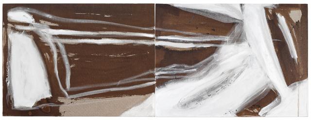 , 'Craie,' 2017, Galerie Diane de Polignac & Chazournes