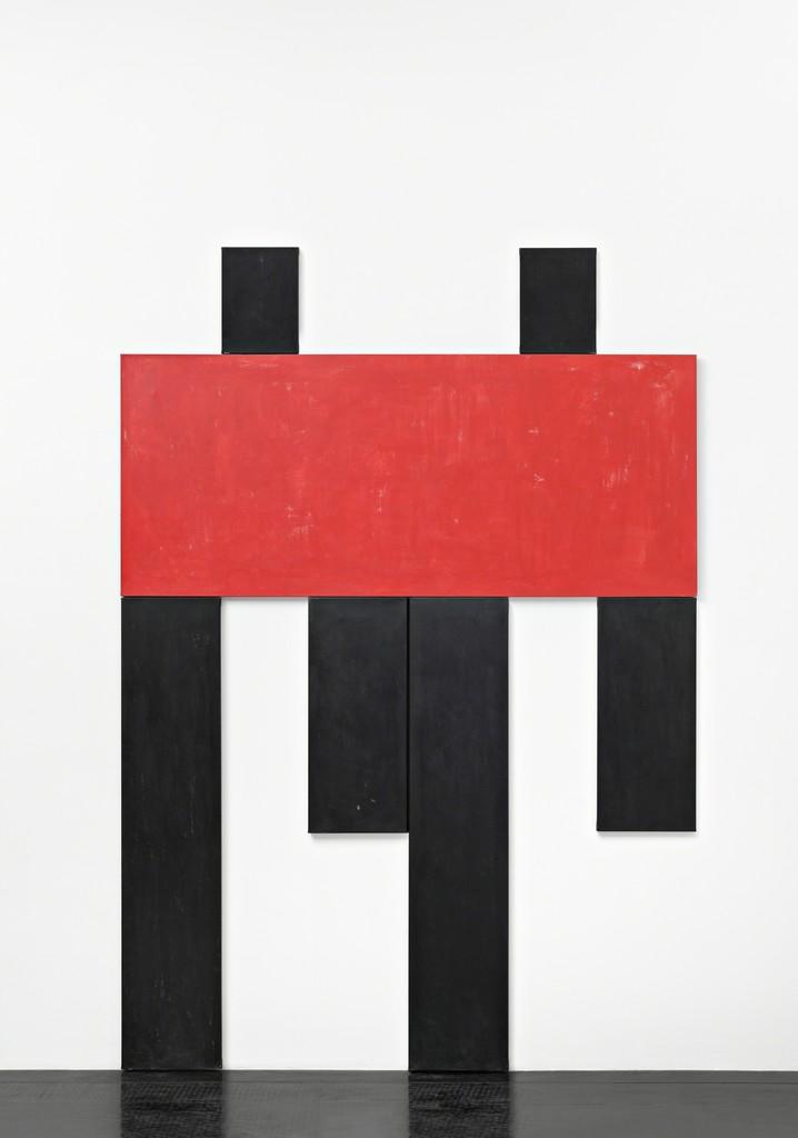 Joe Bradley, 'Nightmen,' 2007, Peres Projects