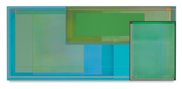 , 'Bass Pro (Self Portrait),' 2018, Miles McEnery Gallery