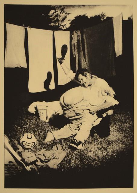 , 'The Shoe,' 2013, Mindy Solomon Gallery