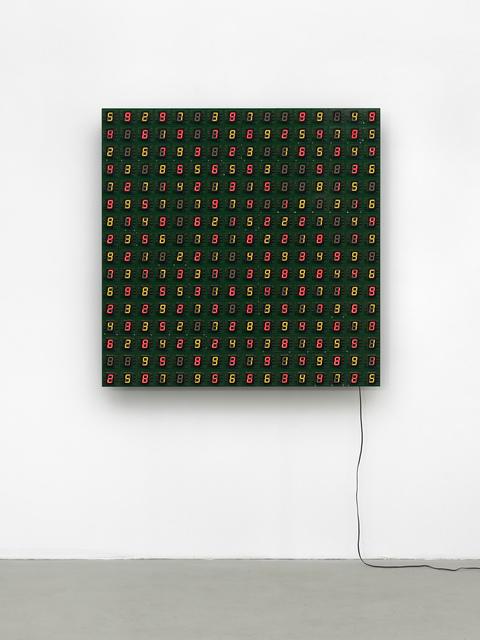 , 'K.C.C. Y/R-8,' 1999, Buchmann Galerie