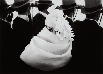 Frank Horvat, 'Givenchy Hat A, Paris,' 1958, Phillips: Photographs (April 2017)