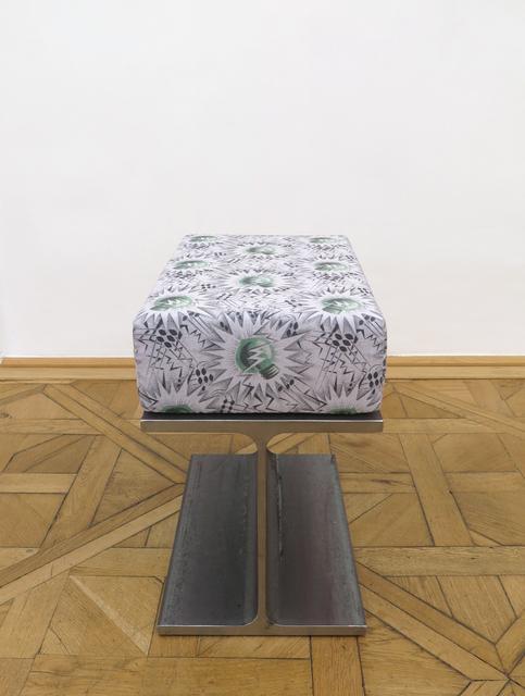 , 'I-Träger,' 2015, Barbara Gross