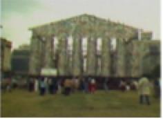 Marta Minujin, 'El partenón de libros', 1983, Herlitzka + Faria
