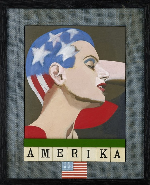 , 'Amerika,' 2015, Galerie Thomas