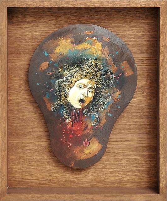 , 'Medusa (after Caravaggio),' 2016, Mazel Galerie