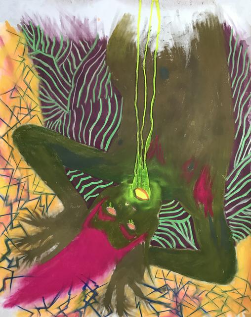 , 'Untitled,' 2018-2019, Barro