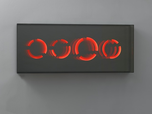 , 'GLOW,' 2013, Galerie Nikolaus Ruzicska