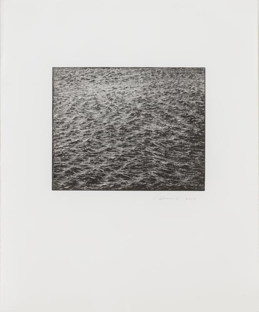 , 'Ocean Surface,' 2000, Susan Sheehan Gallery