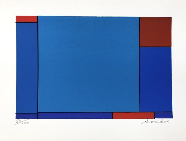 Ludwig Sander, 'Untitled (from Eighteen Small Prints)', 1973, Stubbs Fine Art