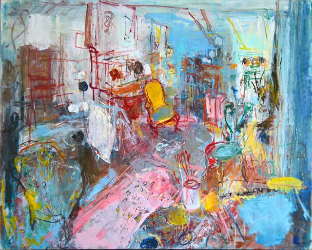 , 'The Artist Studio IV,' 2017, Bernard Chauchet Contemporary Art