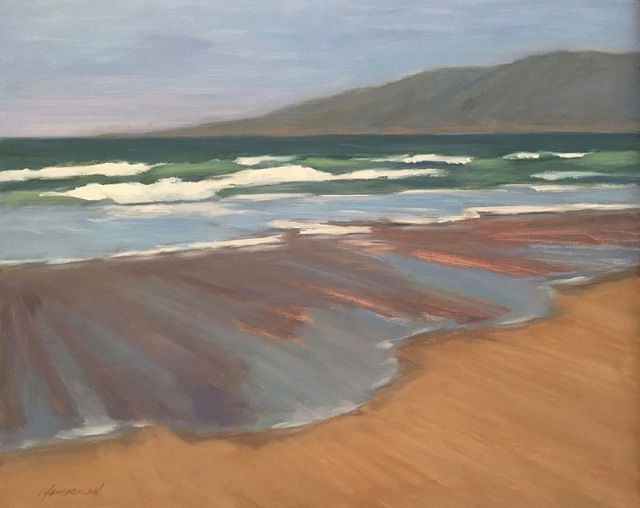 , 'Ocean Beach,' 2018, STUDIO Gallery