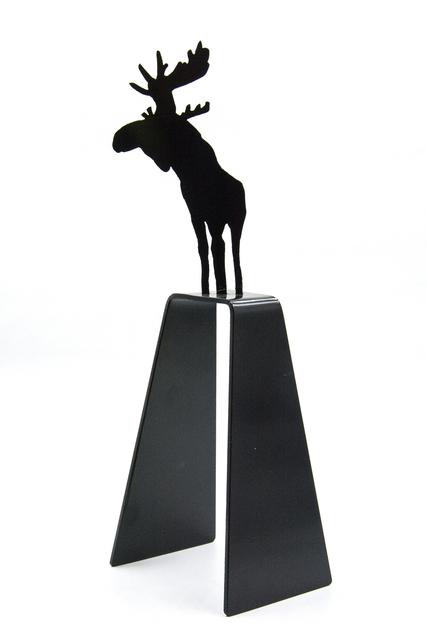 Charles Pachter, 'Mooseconstrue', 2015, Oeno Gallery