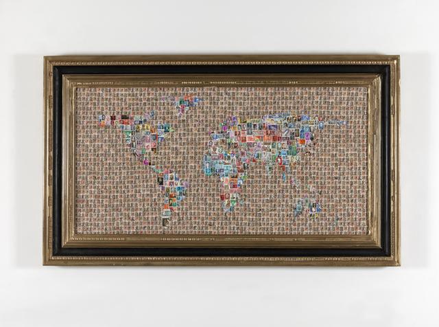 , 'Uomini Illustri,' 2015, Galleria Massimo Minini