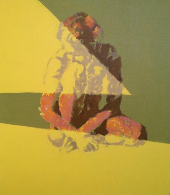 , 'Hommage a Hopper,' 2012, Galleria il Ponte