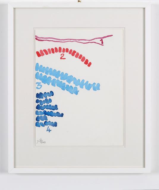 Giorgio Griffa, 'Untitled', 1999, Paolo Barilli Arte Contemporanea