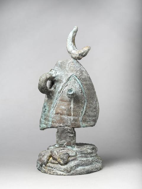Joan Miró, 'Tête au croissant', 1977, Galerie Lelong & Co.