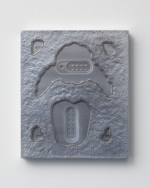 , 'Repousse,' 1973, Locks Gallery