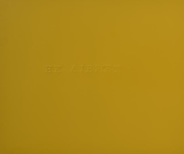 , 'BILDER, DIE(NIE)VERSCHWINDEN-HK Airport 圖像未(不)死-香港機場,' 2014, Tang Contemporary Art