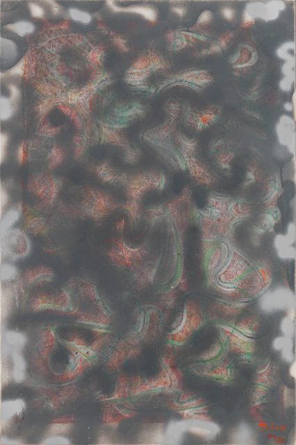 , 'Spacial Clouds,' 1972, Hollis Taggart Galleries