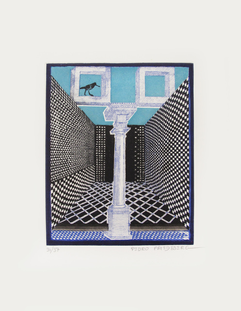 Pedro Friedeberg, 'Pájaro 31/37', ca. 2010, Galería Mónica Saucedo