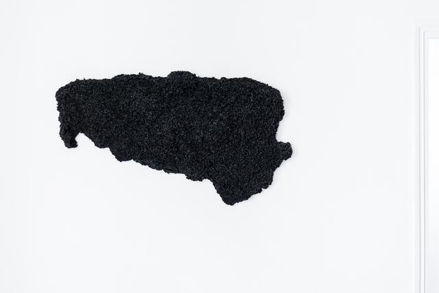 Laurence De Leersnyder, 'Empreinte de Bitûme', 2013, Galerie Laurent Mueller