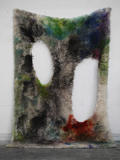 , 'Eyes,' 2014, Kate Werble Gallery