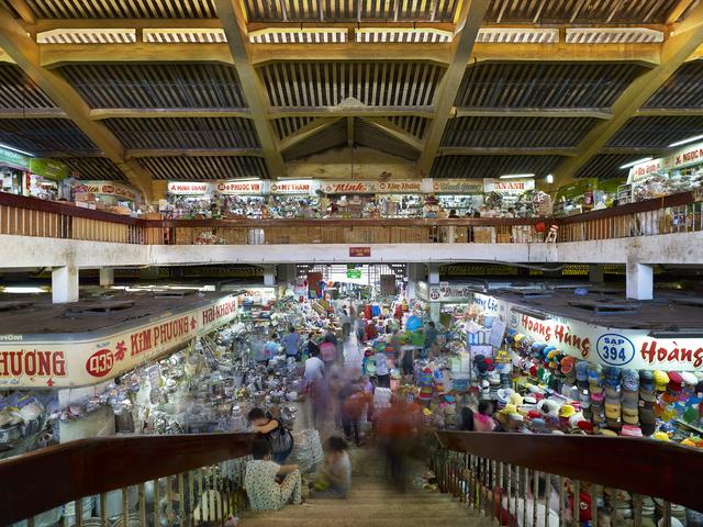 Peter Steinhauer, 'Cho Lon Market, Saigon - 2013', Contemporary by Angela Li