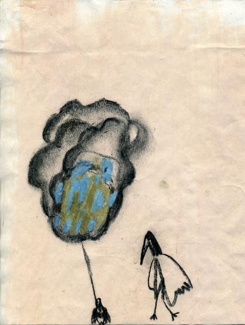 , 'Wolkenballon,' 2019, Galerie Britta von Rettberg