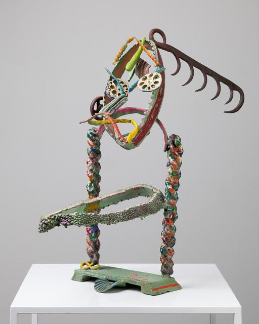 , 'Apropos Anthropos,' 1986, Locks Gallery