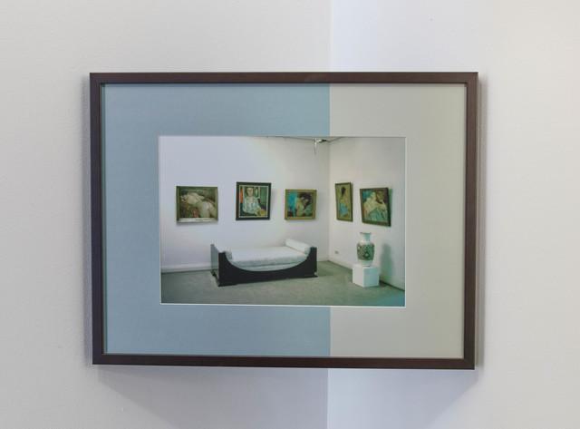 , 'Corner: Brohan Museum - Bed with Babes,' 1998, Koenig & Clinton