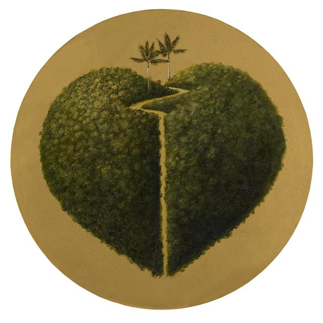 , 'Corazon Nacional / National Heart,' 2018, Beatriz Esguerra Art