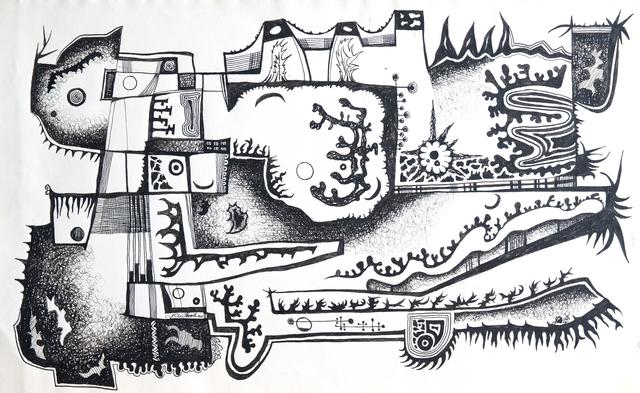 , 'Celestial Herbary  ,' 1961, EBONY/CURATED