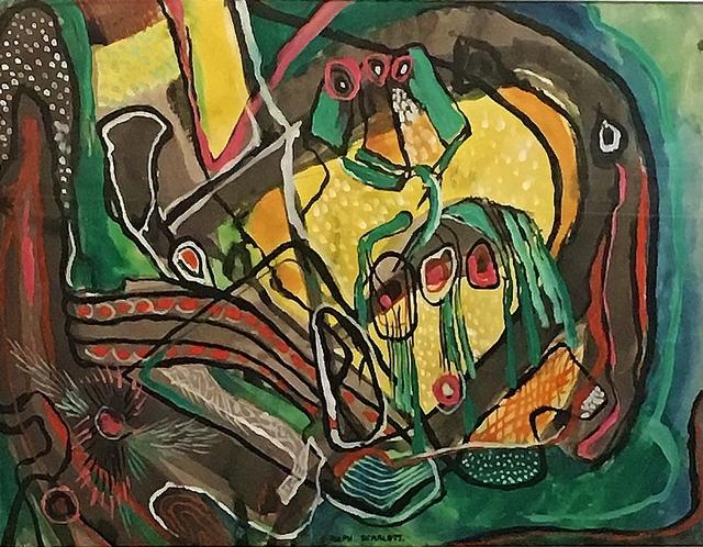 , 'Surrealist Figure,' 1945, Lawrence Fine Art
