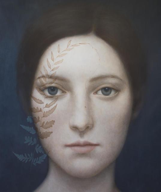 Alberto Gálvez, 'Fern, Jamaica. Después de Anna Atkins', 2017, Nüart Gallery