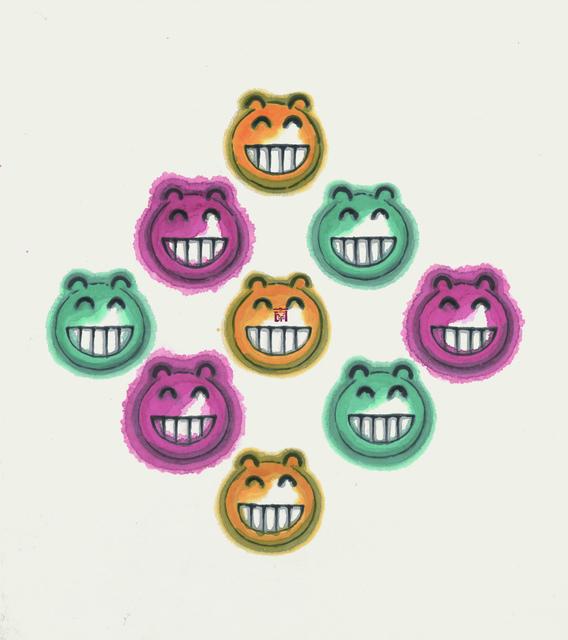 , '17 Laughs,' 2016, Alisan Fine Arts